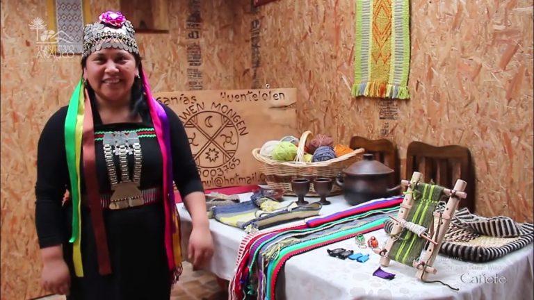 Cañete mapuches