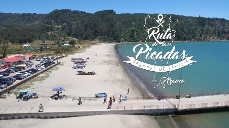 """Campaña de Promoción turística """"Ruta de las Picadas"""" Prov. de Arauco"""