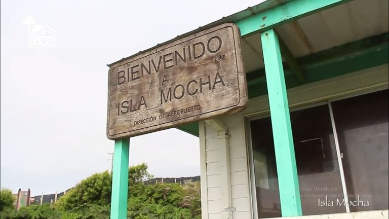 Isla mocha turismo