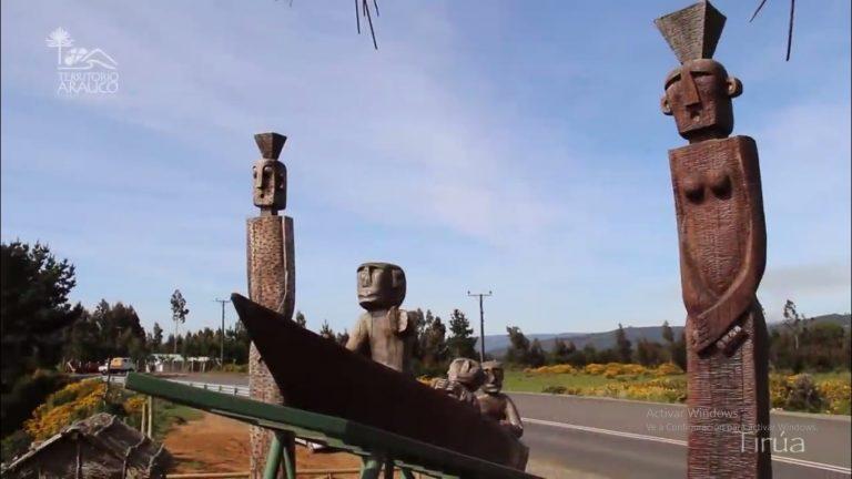 Tirua turismo region