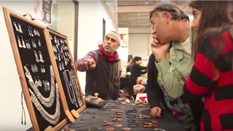 Cobertura audiovisual: Muestra Campesina y Artesanal de Pueblos Originarios