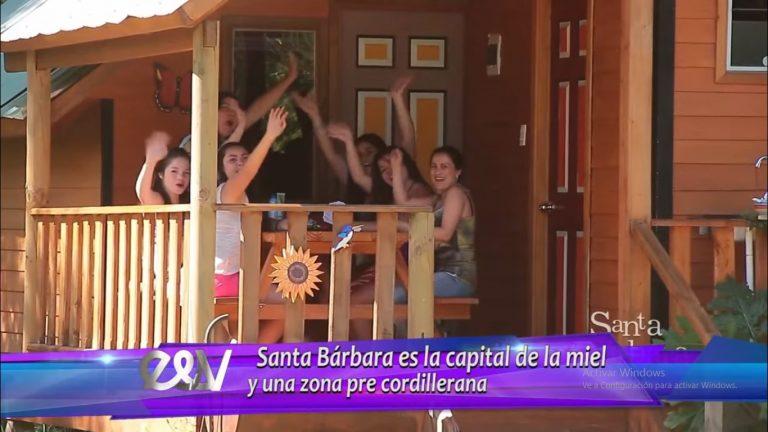 Santa Bárbara panoramas en TVU