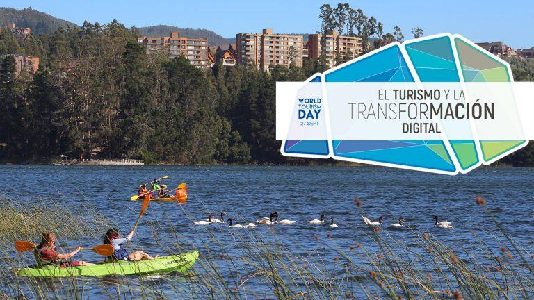Día Mundial del Turismo 2018 Transformación digital