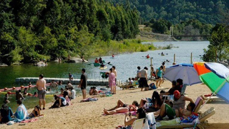 """Camping La Patagua un camping """"clase Turista"""""""