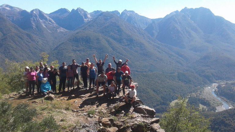 Sendero Ruka Manque, Trekking y cabalgata Alto Biobío